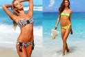 Модные тренды купальников: лето 2013