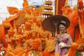 Фестиваль ананаса: незабываемый вкусный праздник в Таиланде!