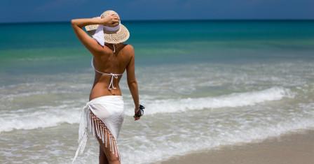 Как правильно выбрать пляжную шляпку?