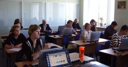 Повышение квалификации и обучение за границей