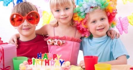 Веселый День рождения для Вашего малыша