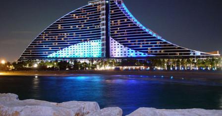 Раскошный отдых: отель Бурж-аль-Араб