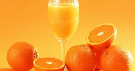 Апельсины на тощак!