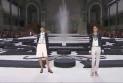 Показ мод Chanel весна лето 2011