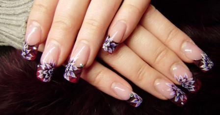 Маникюр – красота и здоровье женских рук
