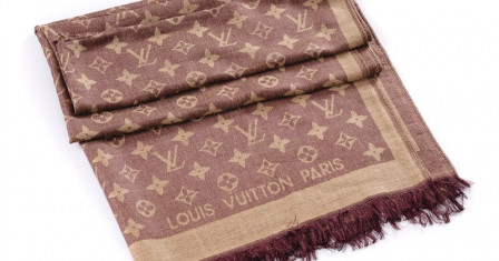 Шаль Louis Vuitton