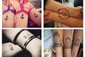 Татуировки на руках и запястьях
