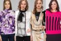 Современные модели блузок