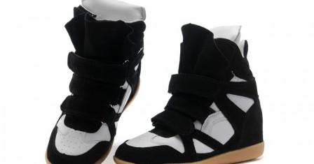 Модные тенденции: сникерсы Isabel Marant