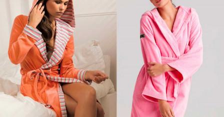 Спортивный костюм, сарафан или халат купить: тенденции домашней одежды