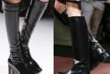 Женские сапоги: что модно этой зимой