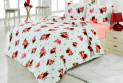Качественное постельное белье: великолепие интерьера спальной комнаты