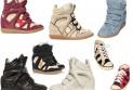 Стильные кроссовки Isabel Marant