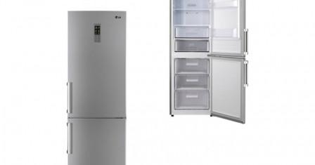 Холодильник: основной элемент интерьера кухни