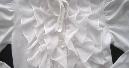 Выбираем красивые и удобные блузки для девочки