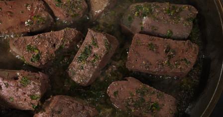 Секреты приготовления свиной печени