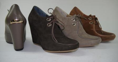 Ботильон – гибрид туфля и сапога