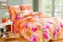 Постельное белье из бязи и поплина: основа стильного интерьера спальной комнаты, основа сладкого сна