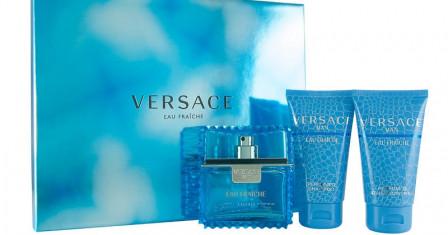 Мужской аромат Versace Man Eau Fraiche – лучший подарок настоящему мужчине