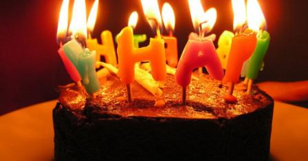 Как отметить свой день рождения