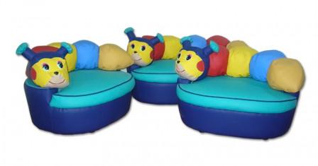 Оформление детской комнаты: приобретаем диван