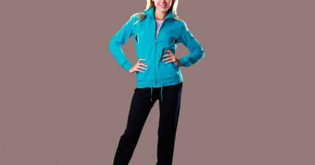 Правильный выбор женских спортивных костюмов больших размеров