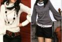Красивые и стильные женские свитера