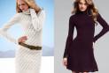 Трикотажные платья: великолепие красоты и комфорта