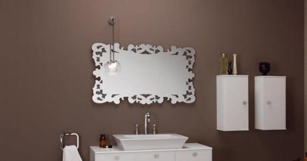 Выбираем зеркало в ванную комнату вместе