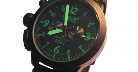 Магазин U-boat: покупаем стильные и изысканные наручные часы
