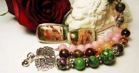 Бусы из натуральных камней: стиль и красота современной женщины