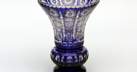 Хрустальная ваза в интерьере вашего дома