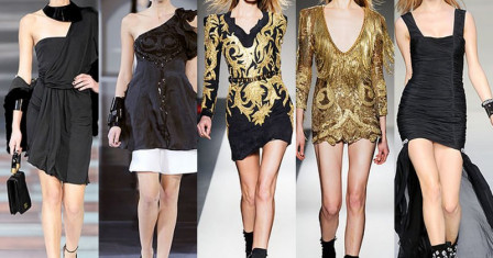 Коктейльные платья на Восьмое марта