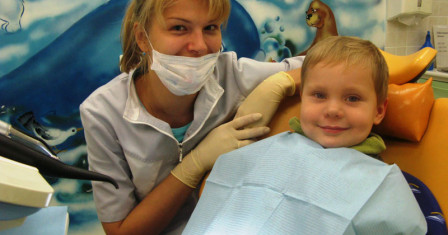 Выбираем детскую стоматологию
