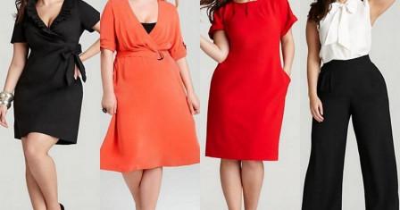Выбираем и приобретаем одежду больших размеров