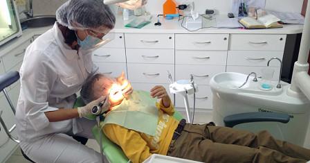 Забота о ребенке — посещаем стоматолога