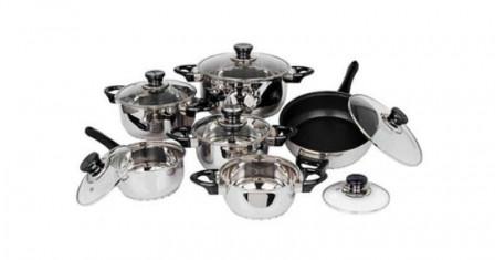 Посуда BergHOFF в Glasko: доступное и достойное решение