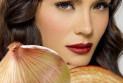 Маска для волос с луком – от выпадения