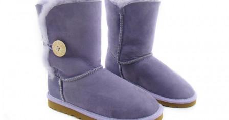 Женские угги: преимущества зимней обуви