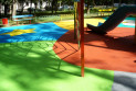 Особенности резинового покрытия для площадок