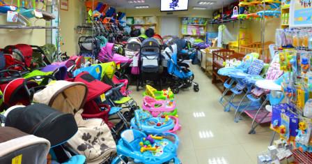 Покупка детских товаров в интернет магазинах