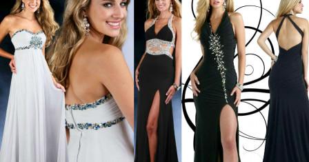 Критерии выбора длинного вечернего платья