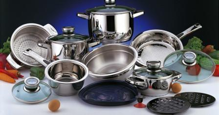 Покупка посуды с помощью интернет-магазинов