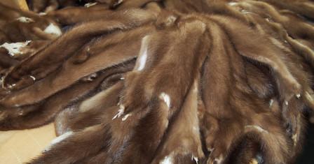 Меховые изделия бренда «Каляев»