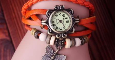 Классификация женских часов