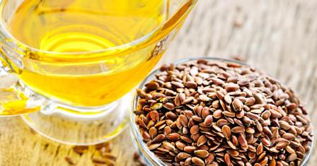 Льняное масло – это природная забота о волосах