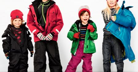 Покупка детской верхней одежды в интернет магазинах