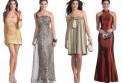Выбираем платье в соответствии с типом фигуры