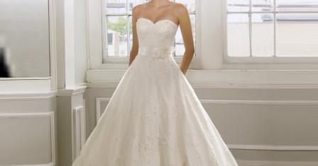 Современные модели свадебных платьев