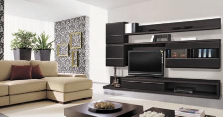 Правильный выбор мебели для гостиной